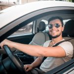 Safe Driver Driving IN Dubai
