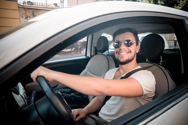 Safe Driver Driving IN Dubai